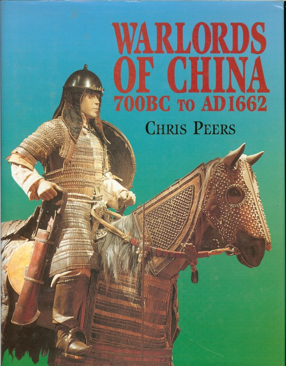 Image for WARLORDS OF CHINA 700BC TO AD 1662