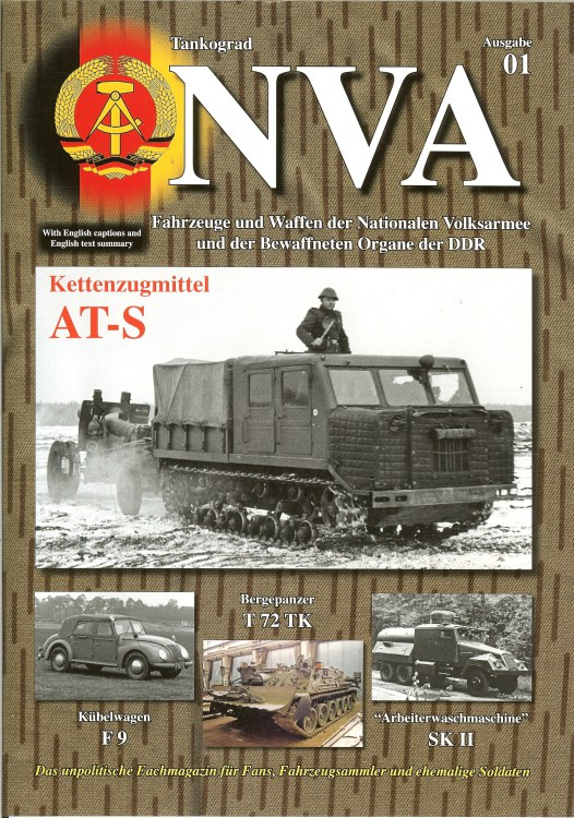 Image for TANKOGRAD NVA NO.1