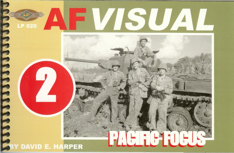 Image for AF VISUAL: PACIFIC FOCUS 2