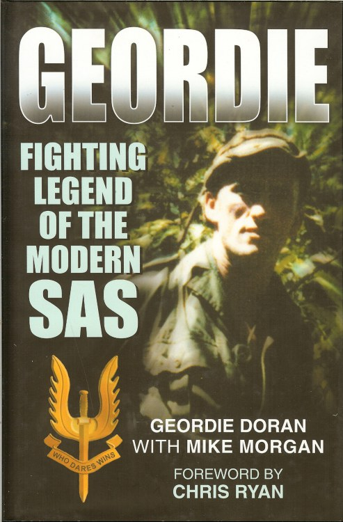 Image for GEORDIE: FIGHTING LEGEND OF THE MODERN SAS