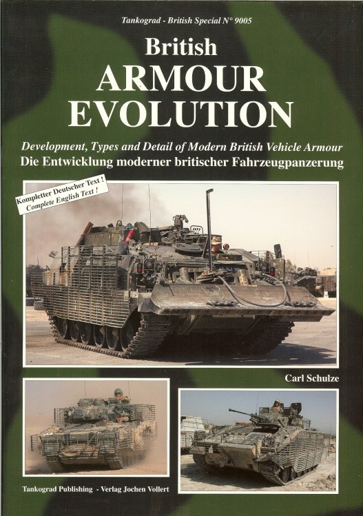 Image for BRITISH ARMOUR EVOLUTION