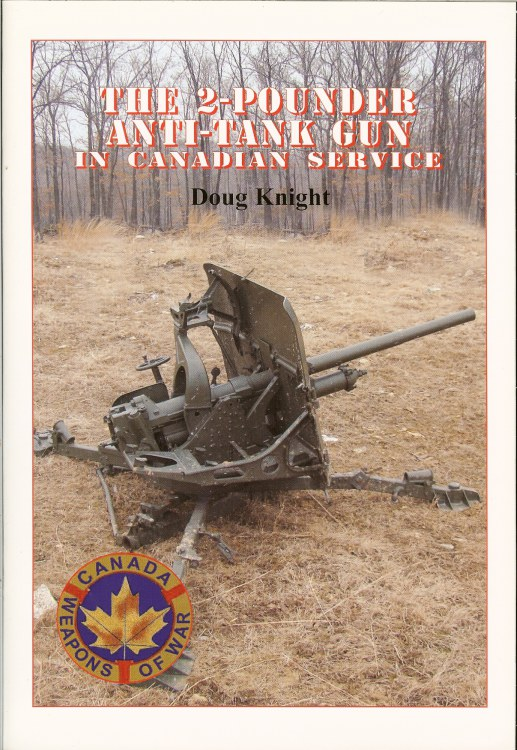 Image for THE 2-POUNDER ANTI-TANK GUN IN CANADIAN SERVICE