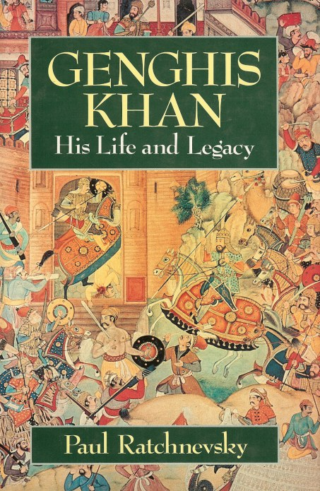 Image for GENGHIS KHAN: HIS LIFE AND LEGACY