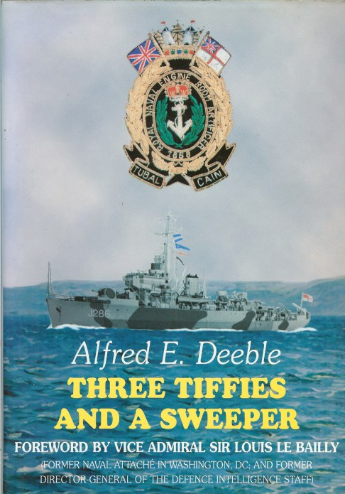 Image for THREE TIFFIES AND A SWEEPER