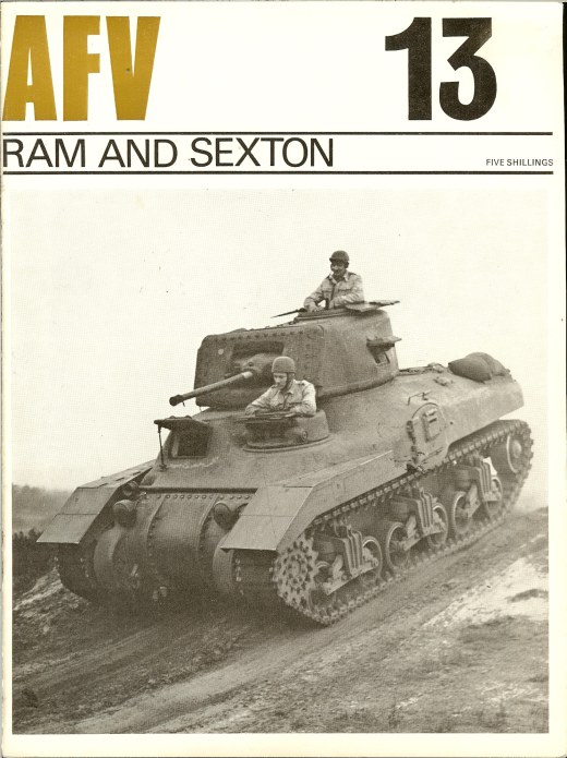 Image for PROFILE AFV 13: RAM AND SEXTON
