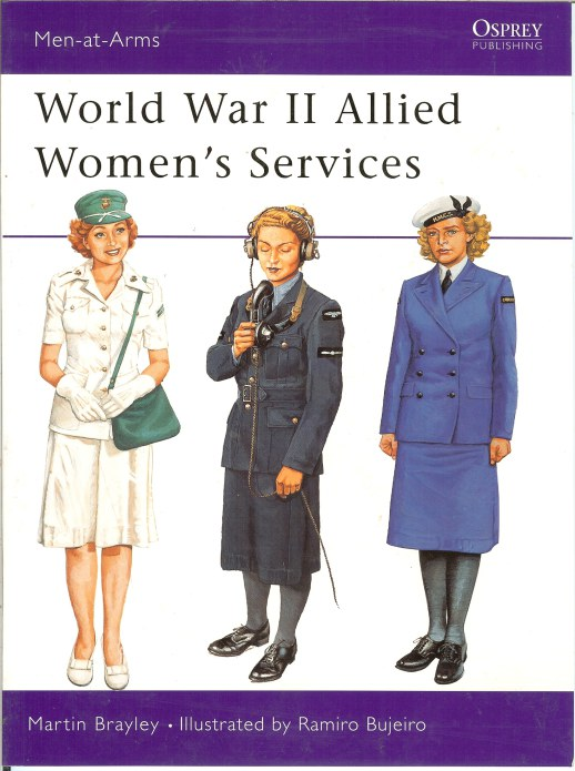 Image for WORLD WAR II ALLIED WOMEN'S SERVICES
