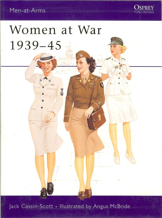 Image for WOMEN AT WAR 1939-45