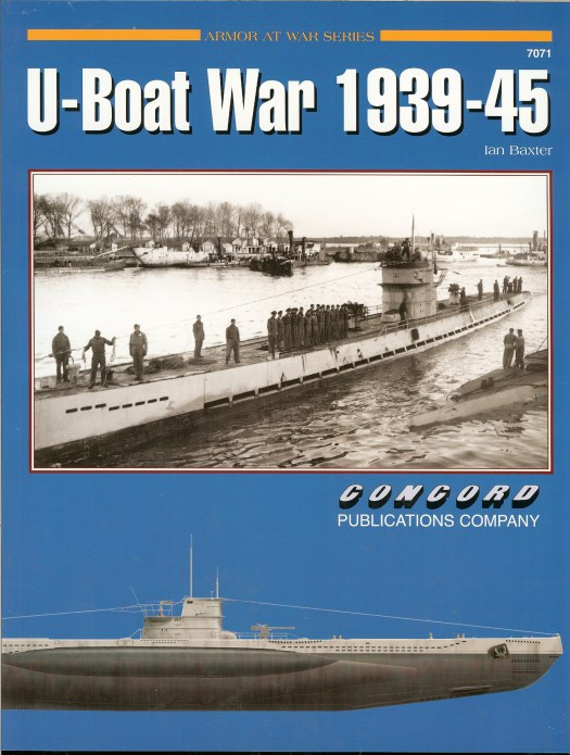Image for U-BOAT WAR 1939-45