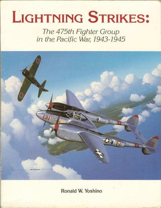 Image for LIGHTNING STRIKES: THE 475TH FIGHTER GROUP IN THE PACIFIC WAR, 1943-1945