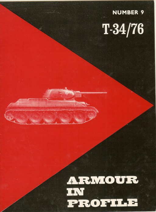 Image for ARMOUR IN PROFILE 9: T-34/76