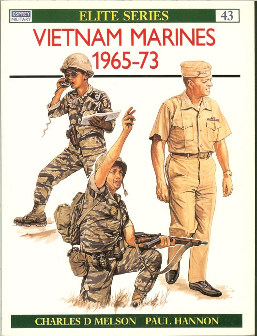 Image for VIETNAM MARINES 1965-73