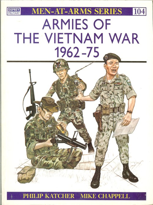 Image for ARMIES OF THE VIETNAM WAR 1962-75