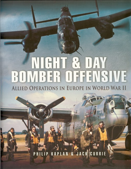 Image for NIGHT AND DAY BOMBER OFFENSIVE : ALLIED OPERATIONS IN EUOPE IN WORLD WAR II