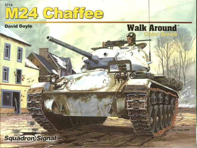 Image for M24 CHAFFEE WALK AROUND
