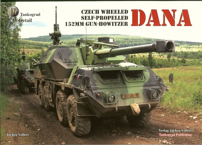 Image for DANA : CZECH WHEELED SELF-PROPELLED 152MM GUN-HOWITZER