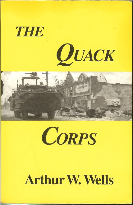 Image for THE QUACK CORPS