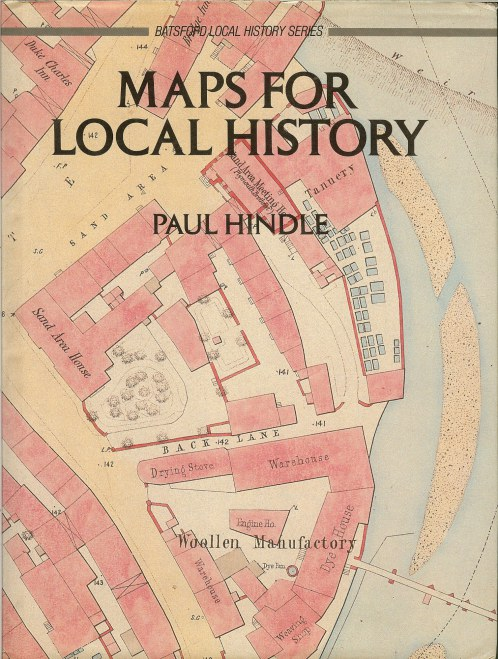 Image for MAPS FOR LOCAL HISTORY