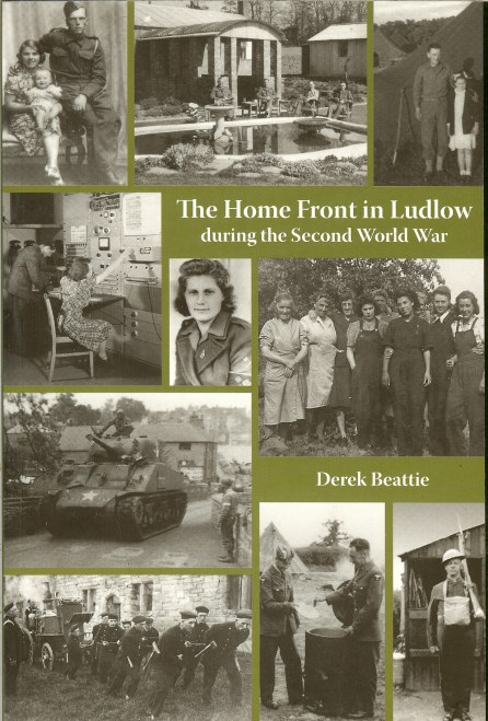 Image for THE HOME FRONT IN LUDLOW DURING THE SECOND WORLD WAR