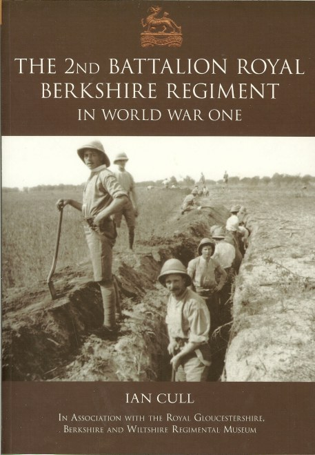 Image for THE 2ND BATTALION ROYAL BERKSHIRE REGIMENT IN WORLD WAR ONE