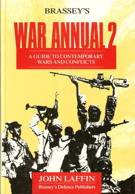 Image for WAR ANNUAL 2: A GUIDE TO CONTEMPORARY WARS AND CONFLICTS