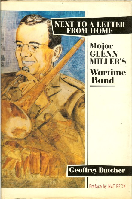 Image for NEXT TO A LETTER FROM HOME: MAJOR GLENN MILLER'S WARTIME BAND
