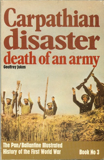 Image for CARPATHIAN DISASTER: DEATH OF AN ARMY