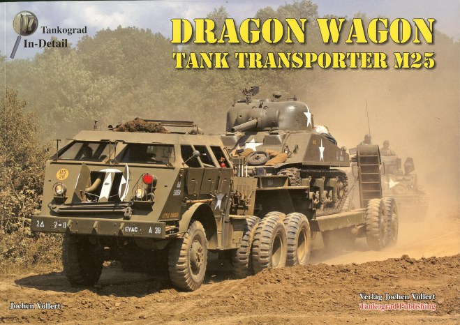 Image for DRAGON WAGON TANK TRANSPORTER M25