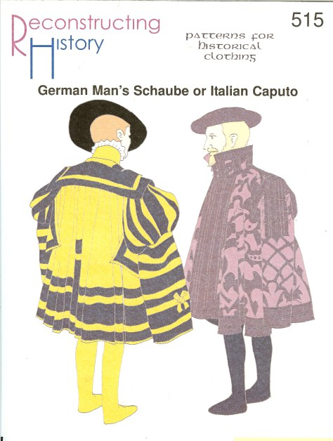 Image for RH515: GERMAN MAN'S SCHAUBE OR ITALIAN CAPUTO