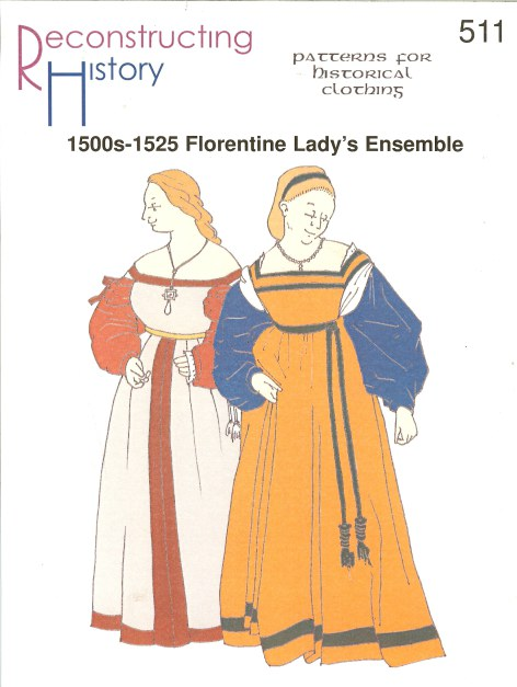 Image for RH511: 1500S-1525 FLORENTINE LADY'S ENSEMBLE