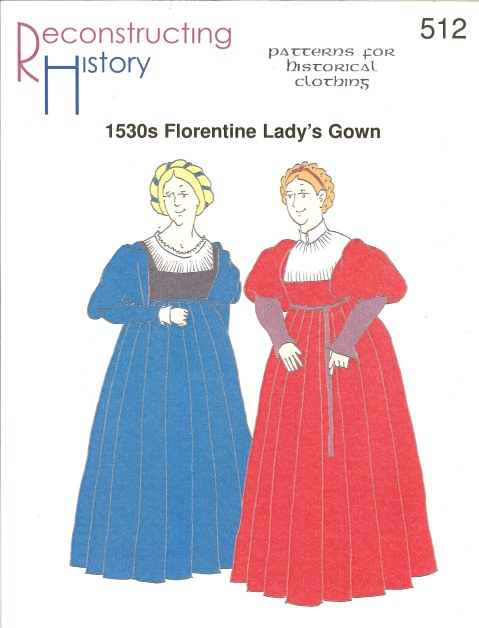 Image for RH512: 1530S FLORENTINE LADY'S ENSEMBLE