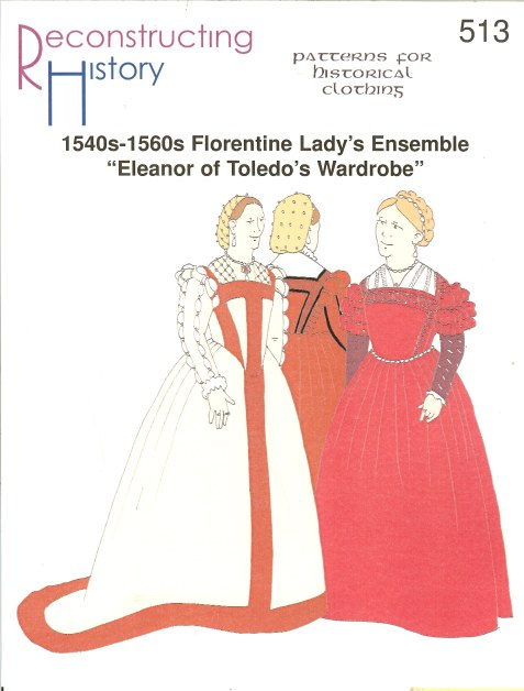 Image for RH513: 1540S-1560S FLORENTINE LADY'S ENSEMBLE 'ELEANOR OF TOLEDO'S WARDROBE'