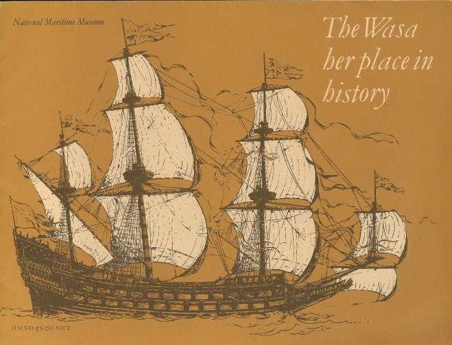 Image for THE WASA: HER PLACE IN HISTORY