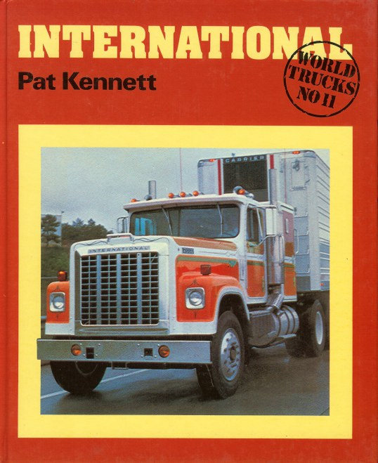 Image for WORLD TRUCKS NO.11: INTERNATIONAL