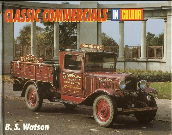 Image for CLASSIC COMMERCIALS IN COLOUR