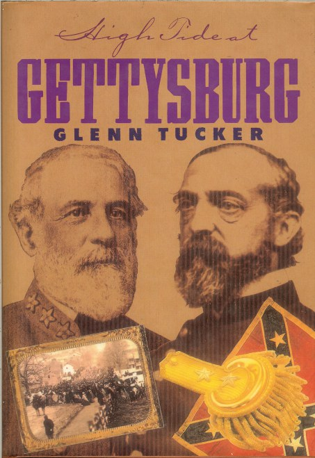 Image for HIGH TIDE AT GETTYSBURG : THE CAMPAIGN IN PENNSYLVANIA