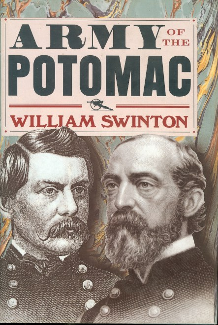 Image for ARMY OF THE POTOMAC