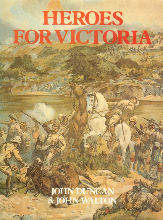 Image for HEROES FOR VICTORIA