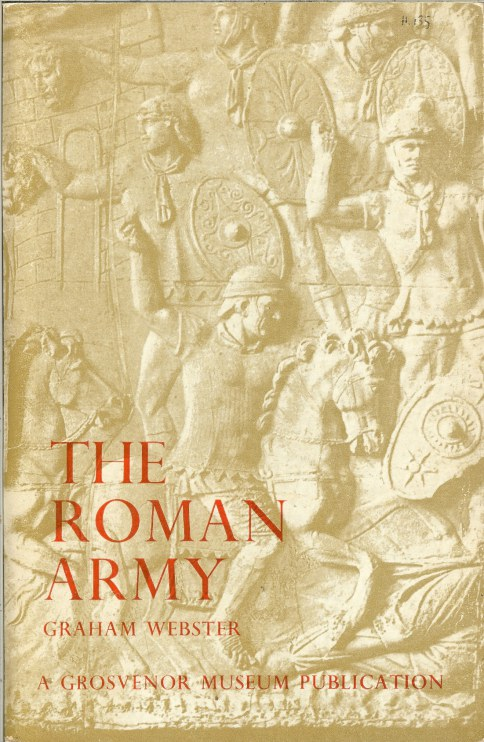 Image for THE ROMAN ARMY: AN ILLUSTRATED STUDY