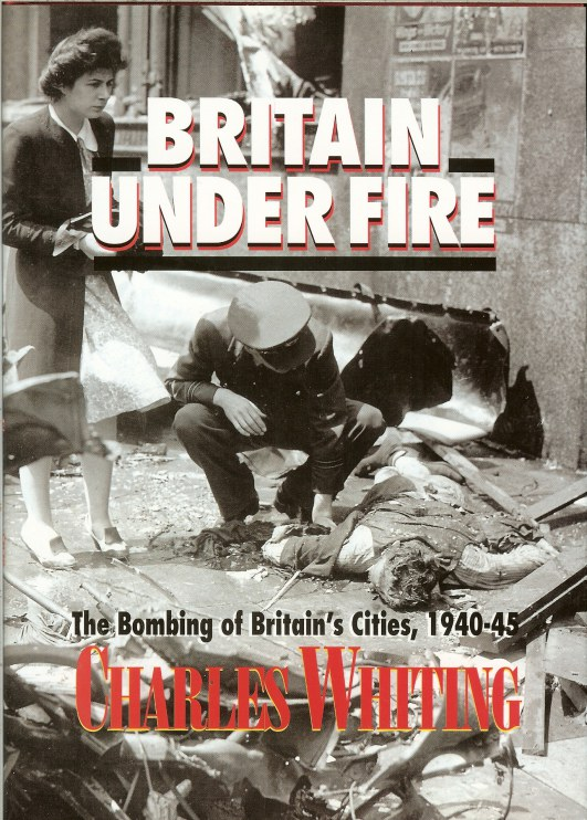 Image for BRITAIN UNDER FIRE: THE BOMBING OF BRITAIN'S CITIES, 1940-45