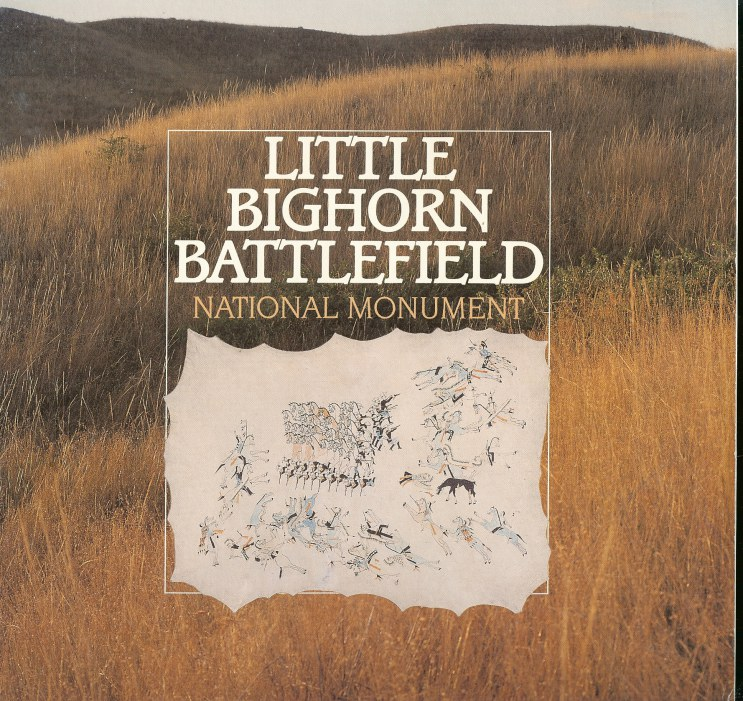 Image for LITTLE BIGHORN BATTLEFIELD: NATIONAL MONUMENT