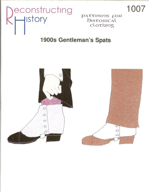 Image for RH1007: 1900S GENTLEMAN'S SPATS