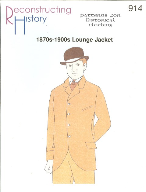 Image for RH914: 1870S-1900S LOUNGE JACKET