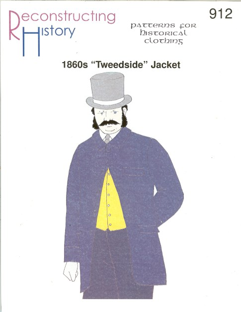 Image for RH912: 1860S 'TWEEDSIDE' JACKET