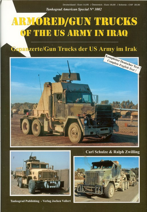 Image for ARMORED / GUN TRUCKS OF THE US ARMY IN IRAQ