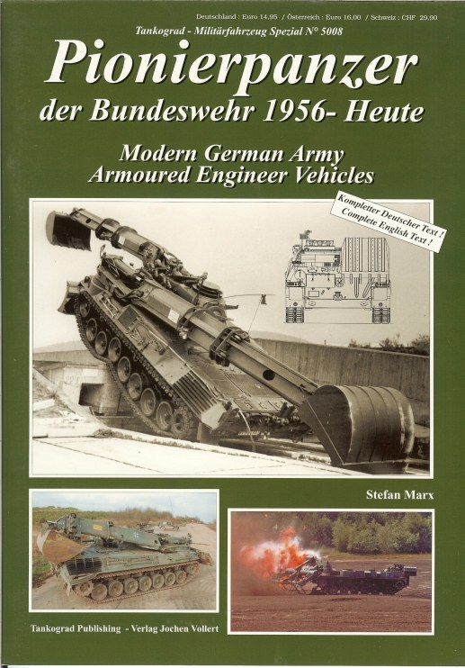 Image for MODERN GERMAN ARMY ARMOURED ENGINEER VEHICLES