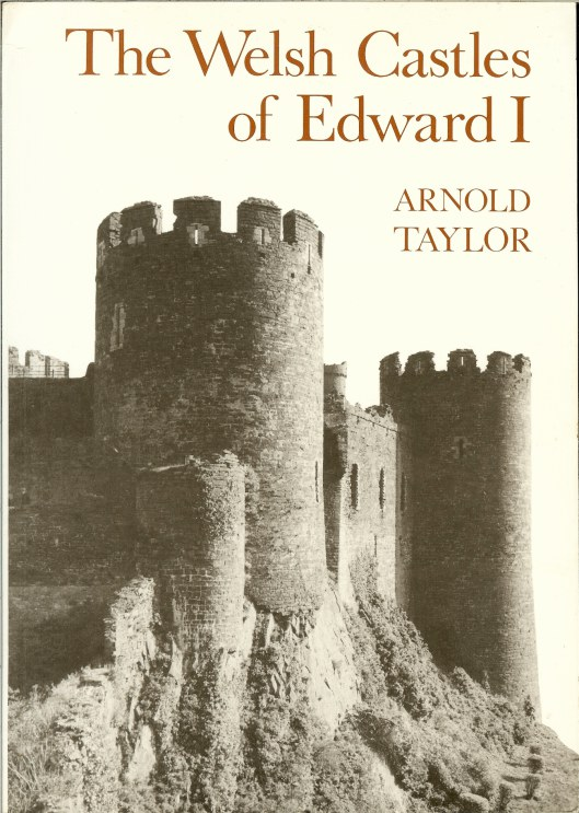 Image for THE WELSH CASTLES OF EDWARD I