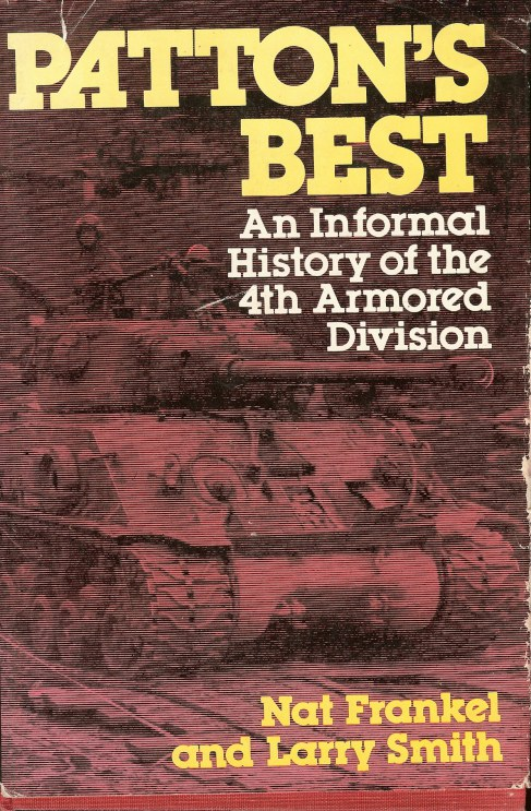 Image for PATTON'S BEST: AN INORMAL HISTORY OF THE 4TH ARMORED DIVISION