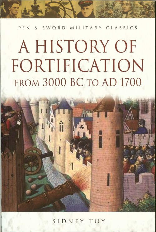 Image for A HISTORY OF FORTIFICATION FROM 3000 BC TO AD 1700
