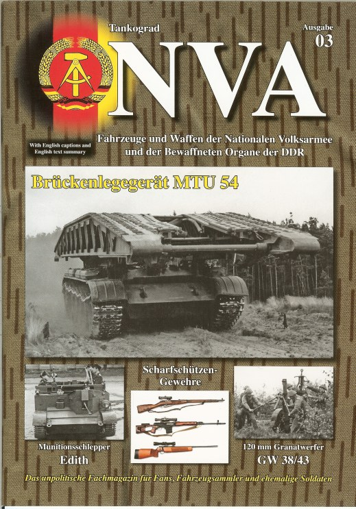 Image for TANKOGRAD NVA NO.3