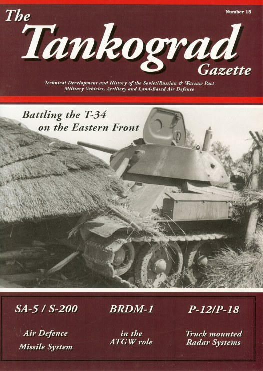 Image for THE TANKOGRAD GAZETTE: NUMBER 15